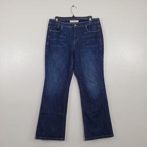 Tommy Hilfiger Petite Hipster Bootcut Jeans